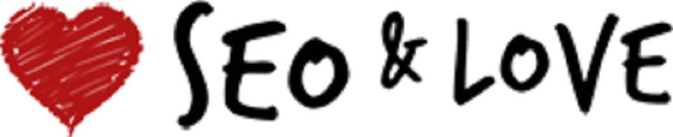 seo and love logo - meraviglie cosmiche